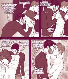 HOMOPICS. Homoart — slashpalooza:   STEREK Derek!teacher ...