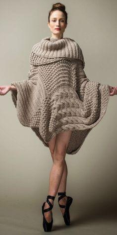 McSiroisFR Tricot Vêtement, Tricot Et Crochet, Tricot Femme, Tricot  Tendance, Grosses Mailles d9d4d9f7726