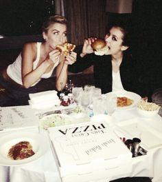 Julianna Hough & Nina Dobrev?! WHAT