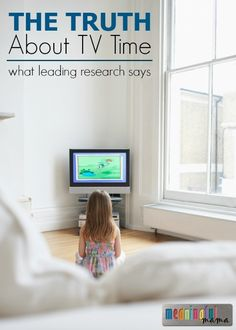 The Truth About TV Time