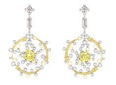 Chanel Spirale earrings