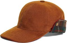 921d96b2313 Brooks Brothers Pendleton® Baseball Cap with Ear Flaps