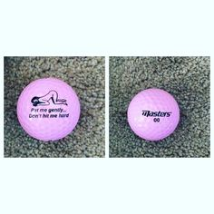 Is this inappropriate for #internationalwomensday ? #mastersgolf #golfballs #golf  http://ift.tt/2mGXNwX