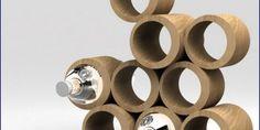 Wooden Wine Rack Ideas