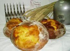 Portuguese Bread, Portuguese Desserts, Portuguese Recipes, Easy Christmas Treats, Simple Christmas, Brazillian Food, Bread Recipes, Cooking Recipes, Macarons