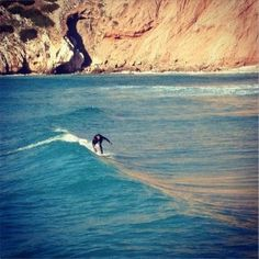 Dove fare #surf e #windsurf nella costa sud e occidentale della #Sardegna