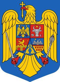 Brasão de armas da Roménia