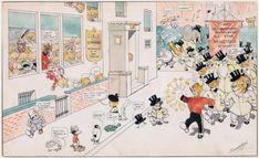 Original illustration byJames Swinnerton circa 1902.  Original illustration byJames Swinnerton circa 1902.