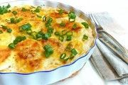 Mashed potatoes with Parmesan cheese. Potato Dishes, Potato Recipes, Good Food, Yummy Food, Cooking Together, Russian Recipes, Russian Foods, Vegetable Dishes, Tarts