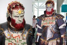 Ganondorf Costume by ~seifer-sama on deviantART