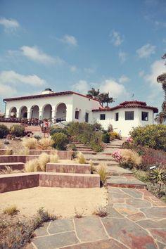 Casa Romantica, San Clemente