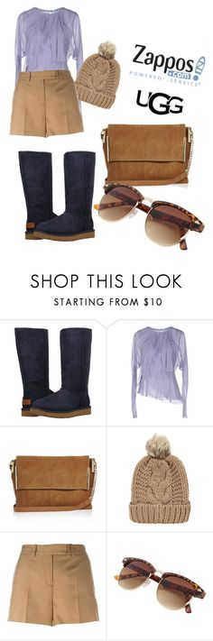 """The Icon Perfected: UGG Classic II Contest Entry"" by parthivi1 ❤ liked on Polyvore featuring UGG Australia, Blumarine, River Island, Chicnova Fashion, Maison Margiela, ugg and contestentry"