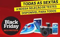 Black Friday DECO PROTESTE: encontre produtos recomendados ao melhor preço | Portal Elvasnews