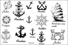maybe by the end of the summer I'll have my anchor tattoo...