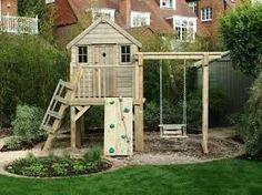 """Résultat de recherche d'images pour """"cabane en bois enfant design"""""""