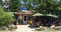 You'll love this secluded Iowa eatery.
