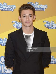 Ruggero Pasquarelli attends a photocall for 'Soy Luna' on March 2016 in Madrid, Spain. Madrid, Spain, Blazer, Photos, Sevilla Spain, Blazers, Sports Jacket, Spanish
