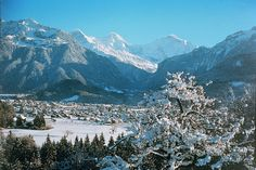 Interlaken - Interlaken Tourismus, Switzerland.  Loved this place.  I found adventure and freedom