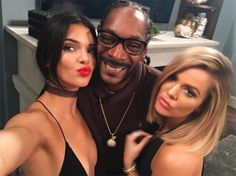 Khloe Kardashian Hooks Up with Snoop Dogg for 'Kocktails with Khloe' Following Caitlyn Jenner Controversy