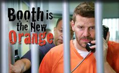 UGH! The new season needs to start now!! #Bones Booth is the New Orange