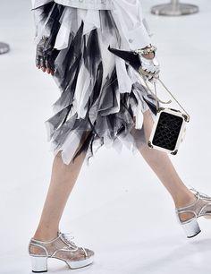 #PFW: Chanel y Karl Lagerfeld presentan el aeropuerto más chic
