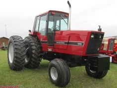 International Harvester  Tractor | International Harvester 5488 (3 images)