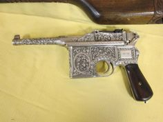 German Made Broomhandle Bolo Mauser Pistol w/attachable Stock | Proxibid Auctions