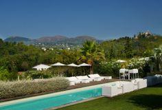 Toile Blanche hotel Overview - Saint Paul de Vence - Côte d'Azur - France - Smith hotels