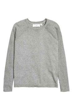 Pullover in maglia sottile