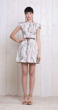 Vestido Bosque | Lookbook | Antix Store