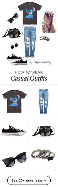 """""""Casual Monday"""" by glamour-girls-polyvore on Polyvore"""