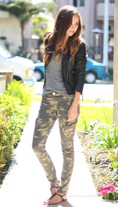 6+Ways+to+Style+Camouflage+Pants