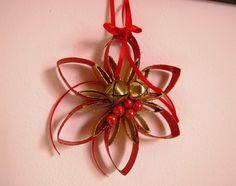 Angolino di Liana: Lavoretti per Bambini: Fiorellini di Natale