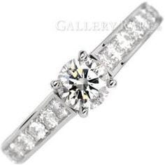 カルティエ リング ソリテール 1895 ダイヤモンド0.31ct プラチナ950 Pt950 N4164600 N4164649 リングサイズ49 Cartier 指輪 ジュエリー ダイアモンド