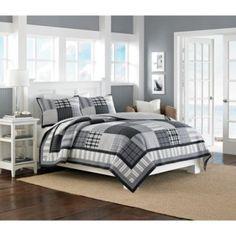 Nautica® Gunston Reversible Quilt - BedBathandBeyond.com