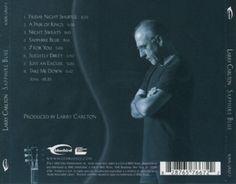 Larry Carlton - Sapphire Blue (CD, Album) at Discogs