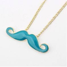 ...aquamarine Mustache!