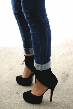 I adore these shoes