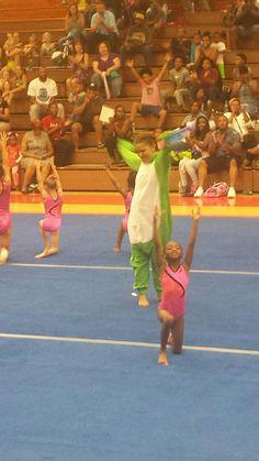 2016 gym Show... Johnson's Dance and Gymnastics