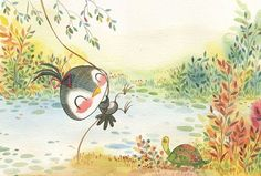 Alina Chau: How to illustrate with water colours: 7 pro tips   Illustration   Creative Bloq