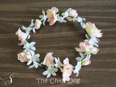 Tutorial - How to Make a Flower Crown