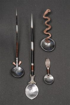 Africa inspired spoons