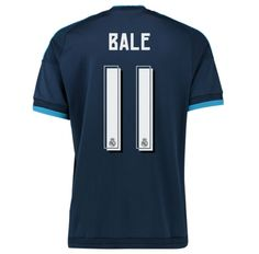 eae0e879a9f7d Real Madrid Jersey 2015 16 Third Soccer Shirt  11 Bale Discount Sites