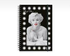 NEW! NOUVEAU! Elastibook Marilyn Monroe 2015 - Lights / Lumières