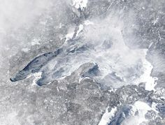 Great Lakes ice cover update: 87 percent frozen, could set record next week   MLive.com bjs 2.13.14