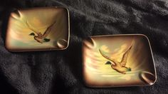 Vintage Duck Ashtrays | Collectors Weekly
