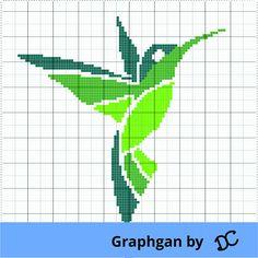 Graphgan voor Colibri