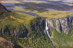 Gros Morne National Park Waterfalls