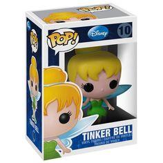 Funko Pop! - Tinker Bell 10 - Funko Pop! van Peter Pan
