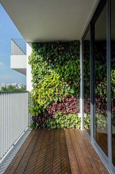 Small Balcony Design, Small Balcony Garden, Vertical Garden Design, Small Balcony Decor, Balcony Ideas, Vertical Gardens, Indoor Balcony, Terrace Ideas, Wall Garden Indoor